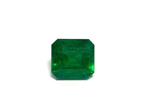 Emerald Emeraldcut 7.65 cts