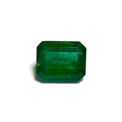 Emerald Emeraldcut 6.40 cts