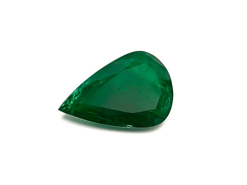Emerald Pear 71.74 cts