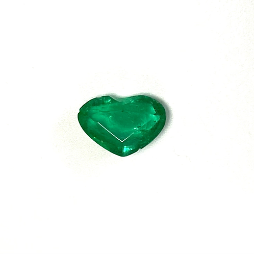 Emerald Heart 0.59 Cts