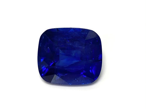 Ceylon Sapphire Cushion 10.24 cts