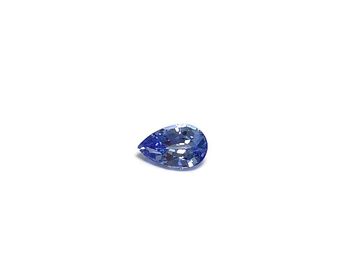Sapphire Pear 0.5 cts