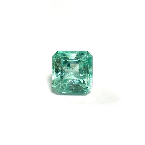 Emerald Emeraldcut 32.08 cts