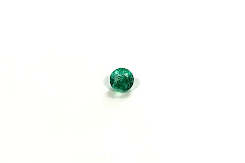 Emerald Round Approx. 2.75mm