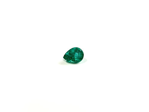 Emerald Pear 0.45 cts