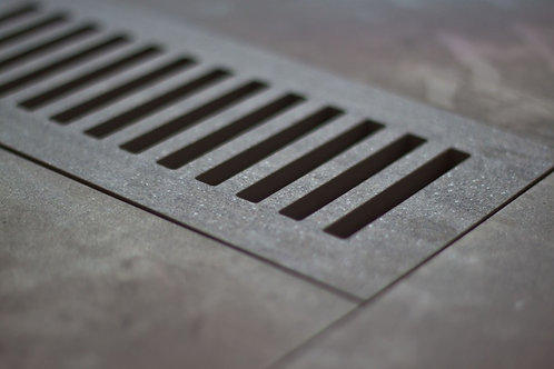Floor Vent Cover 4x10 with Square Slots
