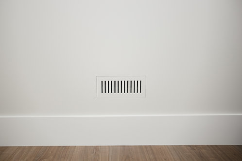 Removable Ceiling & Wall Vent Cover 4x10