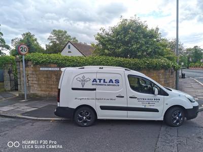 Atlas Environmental Services Ltd - Hard At Work.....