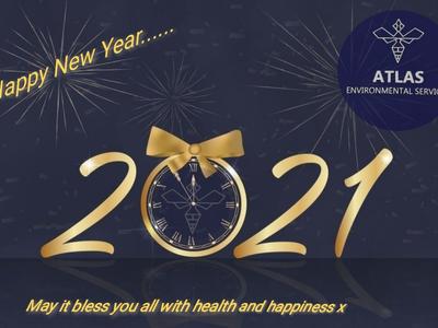 Happy New Year 2021....
