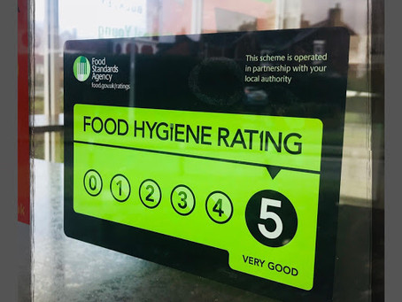 Is your pest control service compliant on food establishments?....