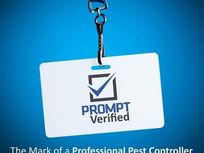 Professional Pest Management.....
