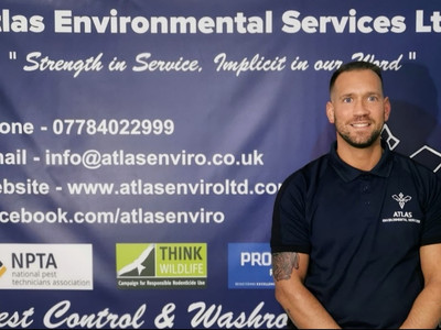Happy Birthday to one of Atlas Environmental Services Ltd's Directors....