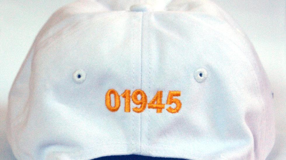 '01945' White Hat