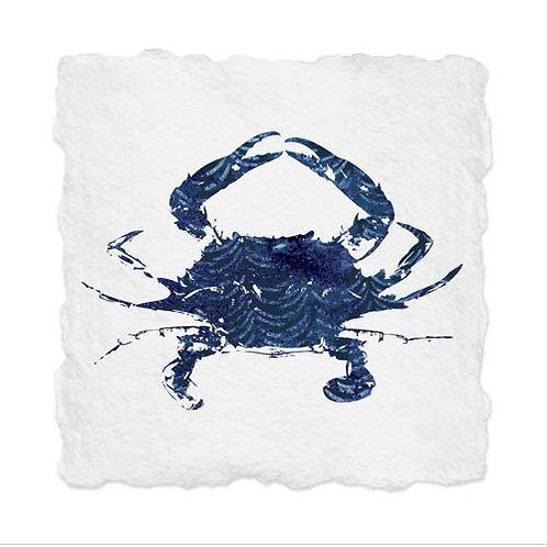 Shibori Crab
