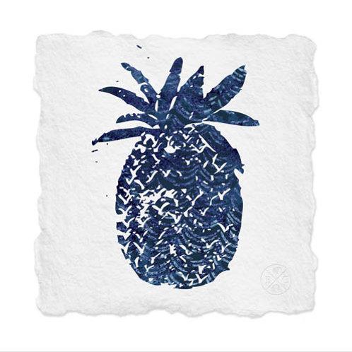 Shibori Pineapple