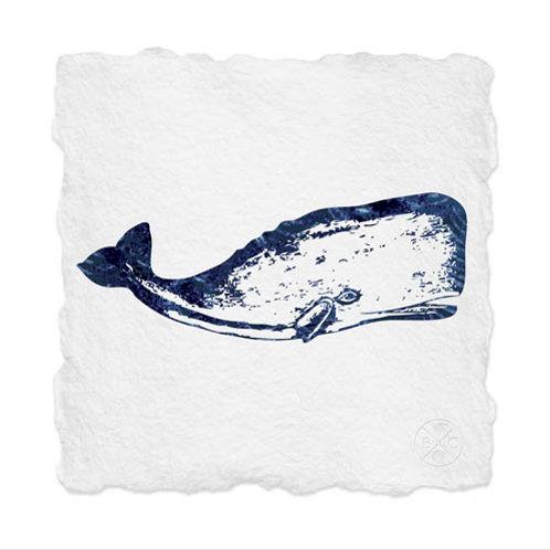 Shibori Whale