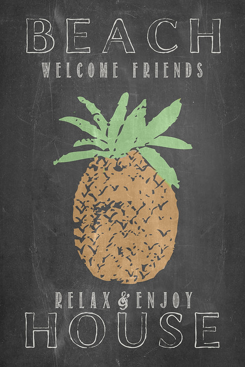 """Welcome"" Pineapple"