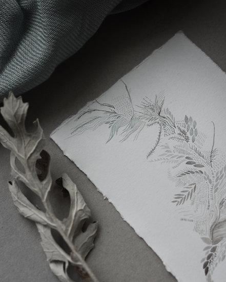 Plume - Small Artwork