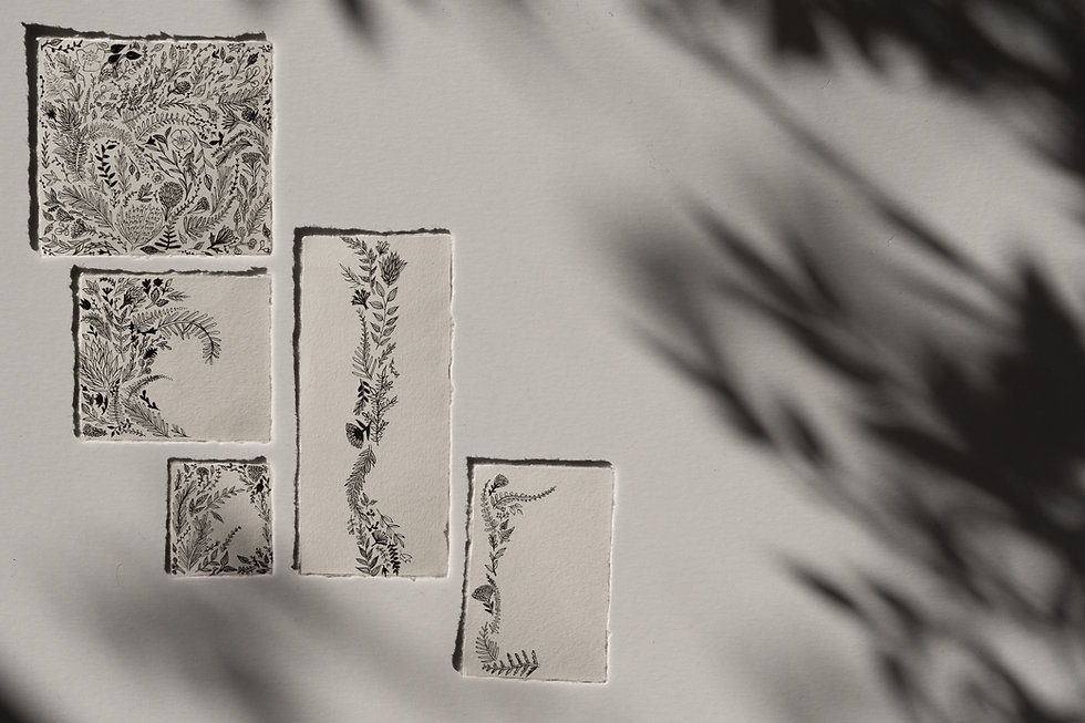 Miniature Artworks - Sophie Erin Evans-0