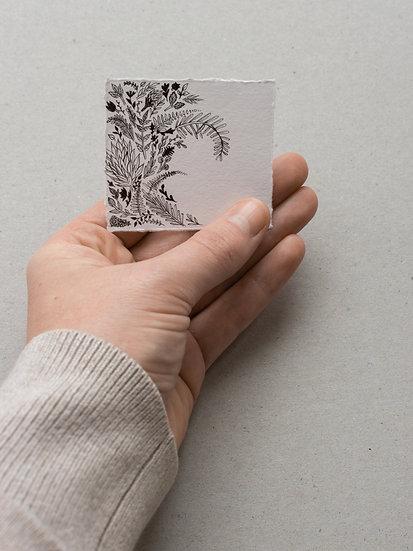 Cloudy Lemonade and Elderflower Cordial  -Small Artwork