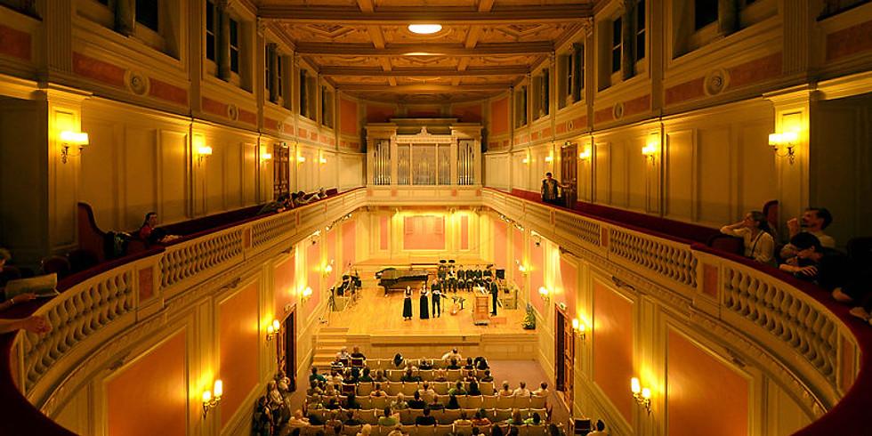 ANNULÉ ! Concert partagé avec l'orchestre du Conservatoire d'Orange
