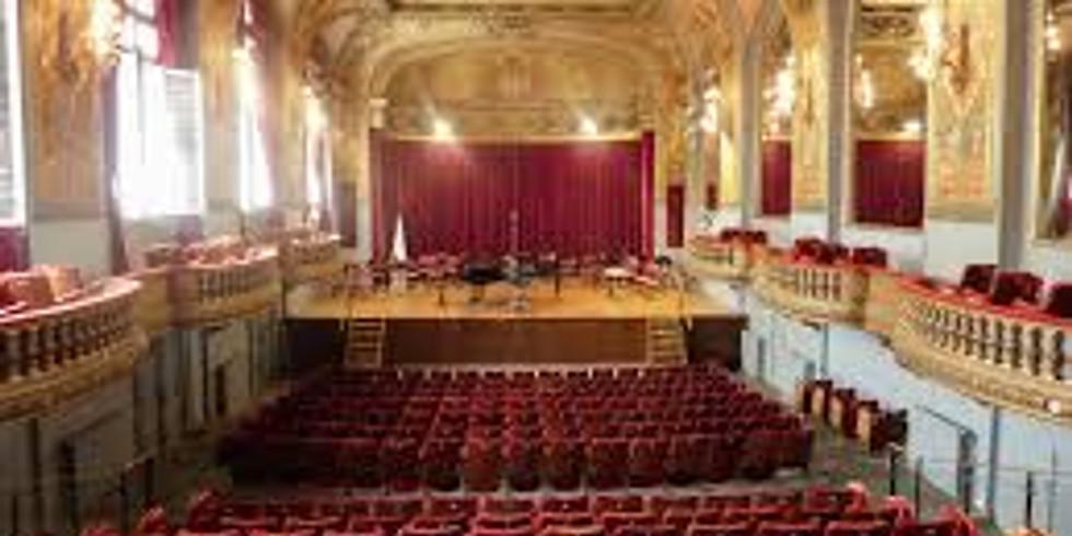 Scène ouverte à l'Opéra comédie de Montpellier !