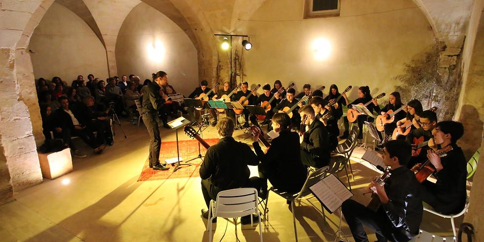Concert/Dégustation au Château Mourgues du Grés de Beaucaire
