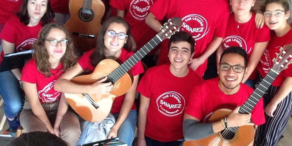 Concert Guitares & Co à Corconne