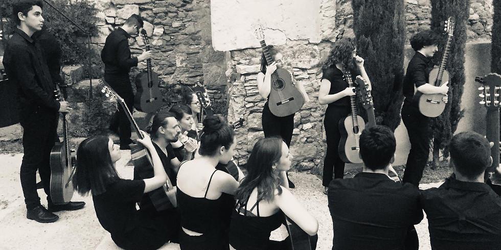 ATTENTION: départ imminent de l'orchestre pour l'Espagne !!!