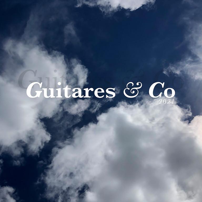 Il arrive enfin, le CD Guitares & Co 2021 est là !!!