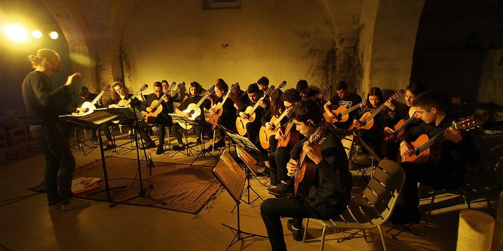 Concert Guitares & Co Domazan