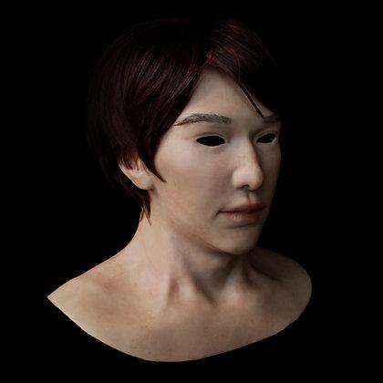SFN15 Full head male mask