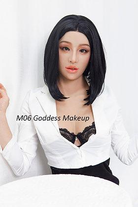 M06 Goddess makeup