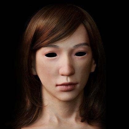 SFN17 Full head female mask