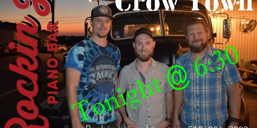 ACOUSTIC SHOW w/ CROW TOWN