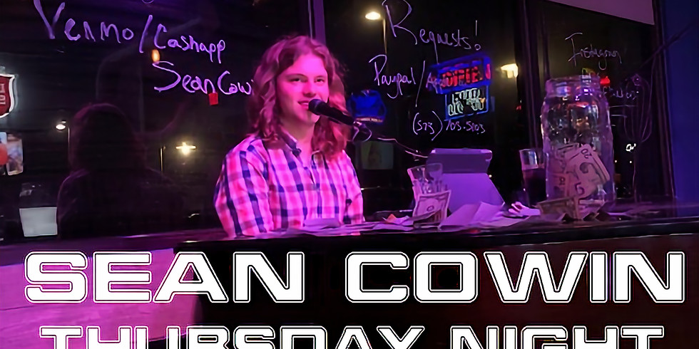 Sean Cowen - LIVE PIANO SHOW