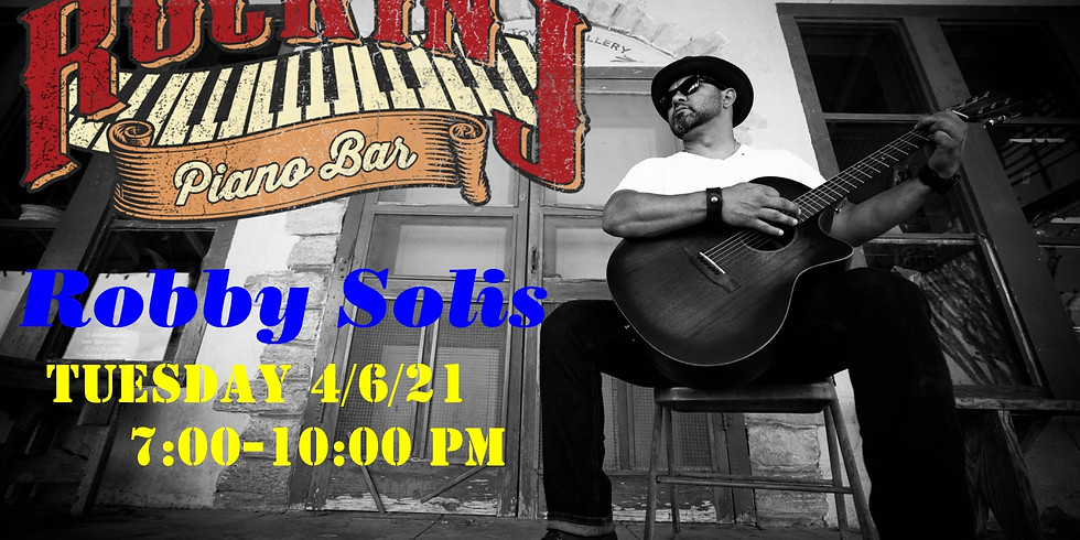 Robby Solis Acoustic Show