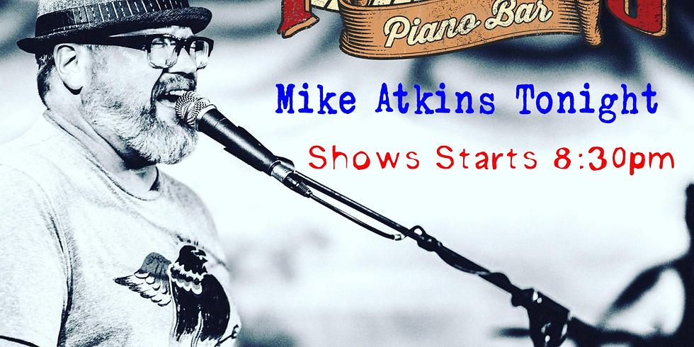 LIVE PIANO SHOW w/ Mike Atkins