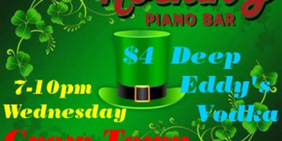 St. Patricks Day Crow Town Live