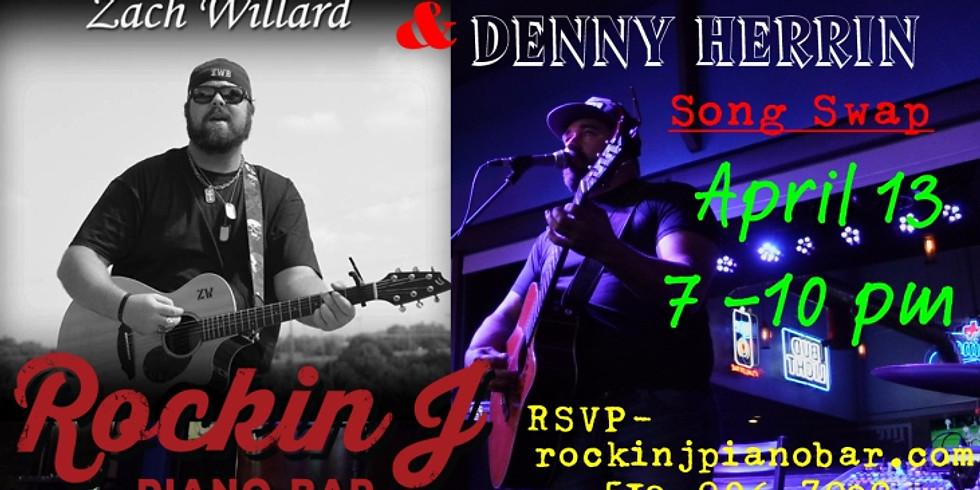 Zach Willard & Denny Herrin Song Swap