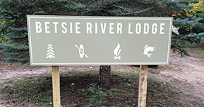 Welcome to the Betsie River Lodge