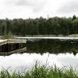 Lake at the Bible school