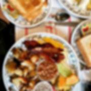 Breakfast in Canada