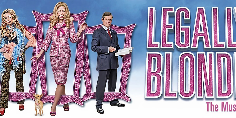 """CONDUCTOR - """"Legally Blonde"""" production"""