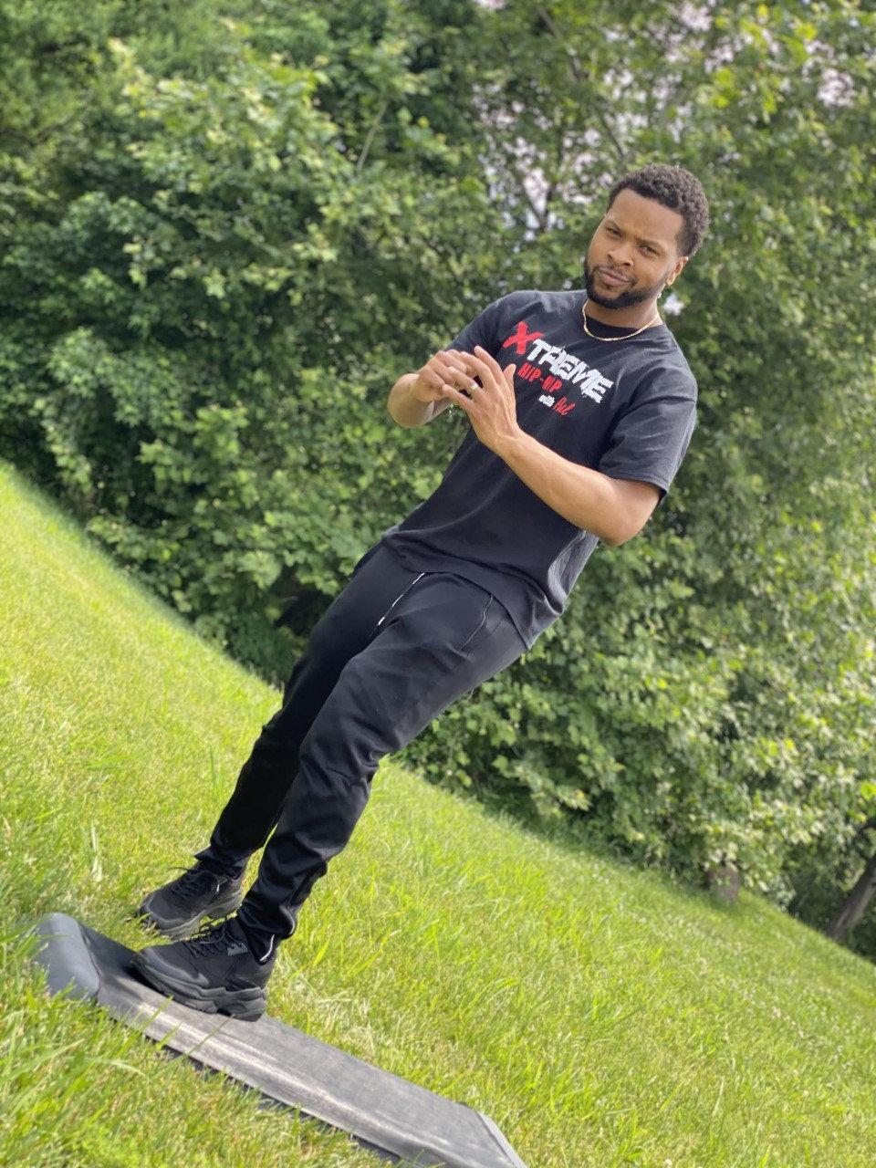 Xtreme Hip Hop w/ Tim Step Aerobics