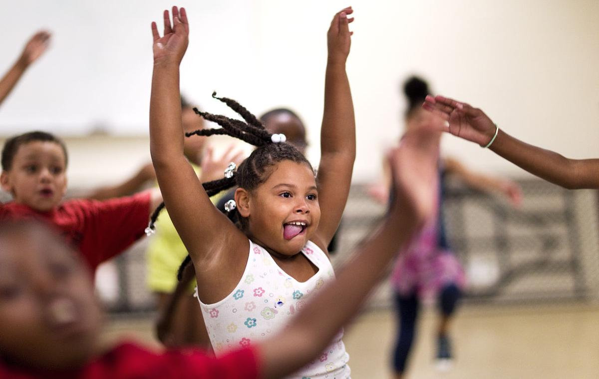 Youth West African Dance (Ages 5-12)