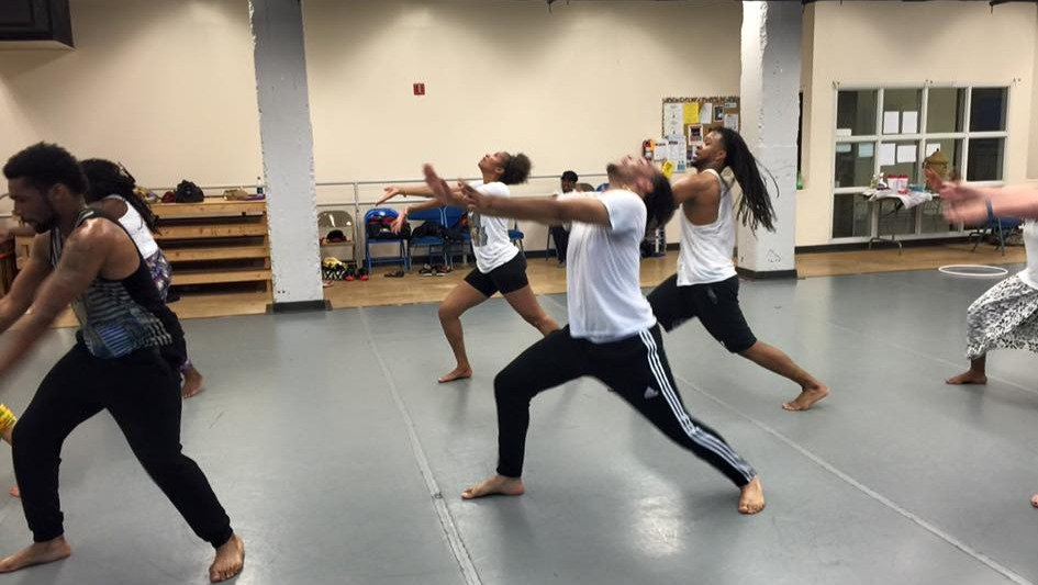 Teen African/Variety Dance (Ages 13-17)
