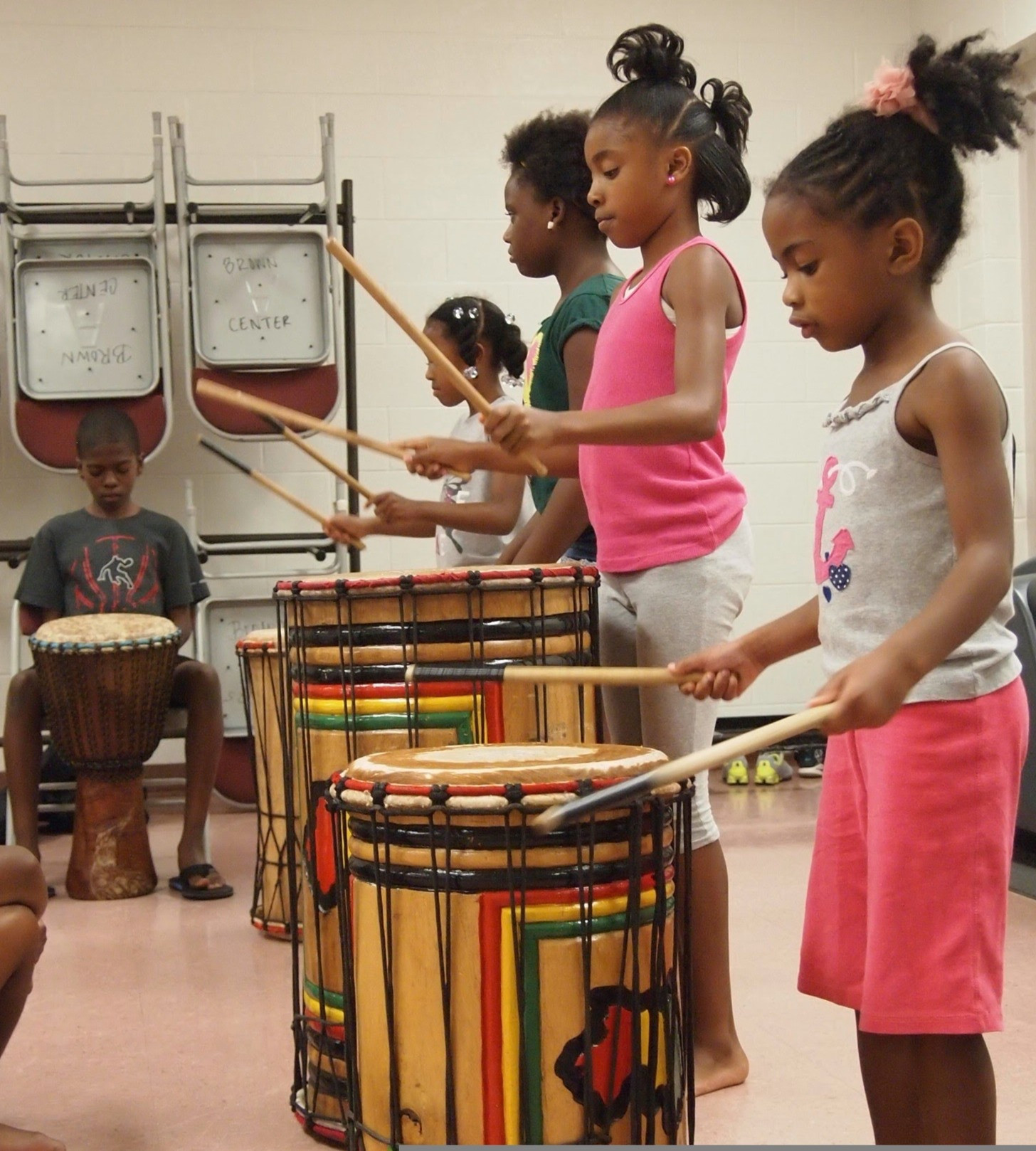Level #2 Youth African Drum
