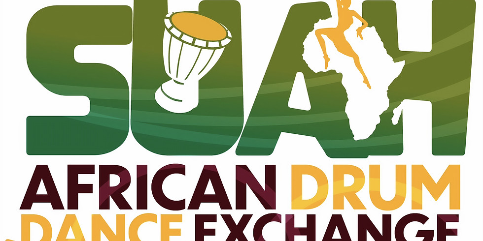 """""""SUAH African Drum & Dance Exchange"""" (SADDE) -Annual Wellness Conference"""