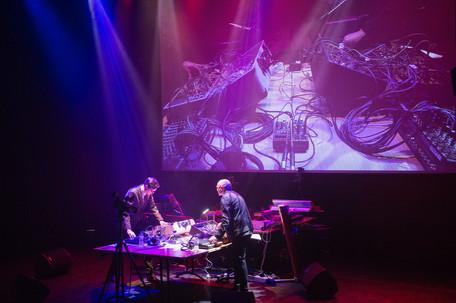 D'Voxx + Ian Boddy & Nigel Mullaney20190